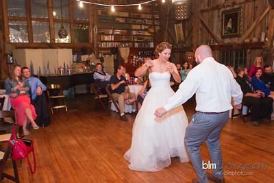 Emily & Kent got Married!!!!  at Cold Comfort Farm in Peterborough, NH 3426_05-21-16 - ©BLM Photography 2016