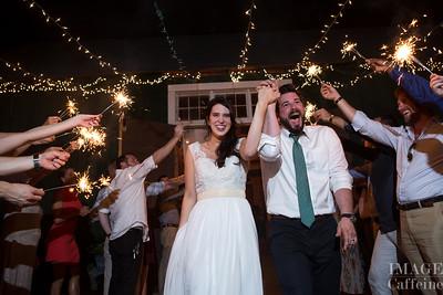 Emily and Dominic's Wedding