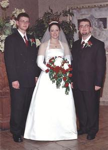 Alex, Emily, Ian