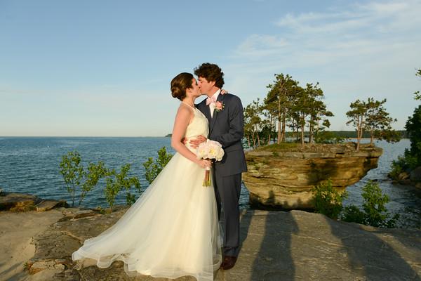 Emily & Sébastien Wedding