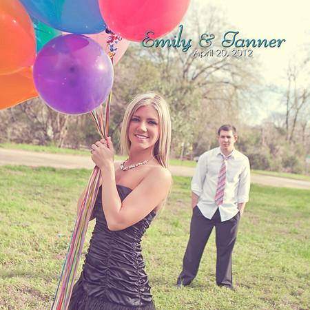 Emily & Tanner Sign In Book