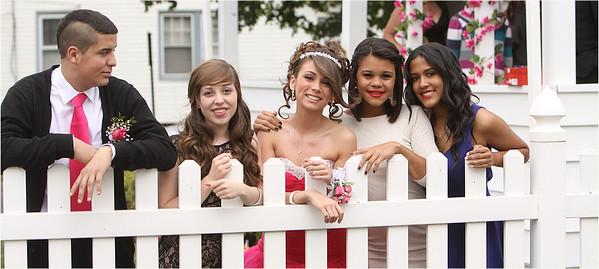 Emily's Sweet 16  - 04-22-2012