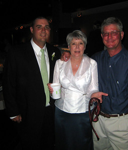 Michael, Aunt Diane, and Uncle Tim