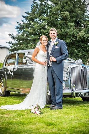 Emma & Oliver Wedding, Hay-on-Wye