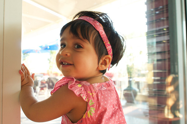 Ishana cute as ever