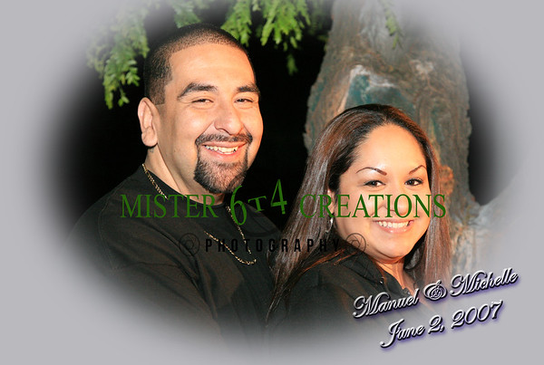 Manuel & Michelle - Engagement Photos