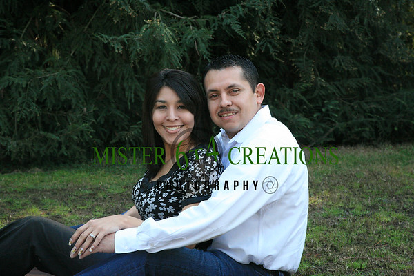 Matt Gonzalez & Cynthia Sosa