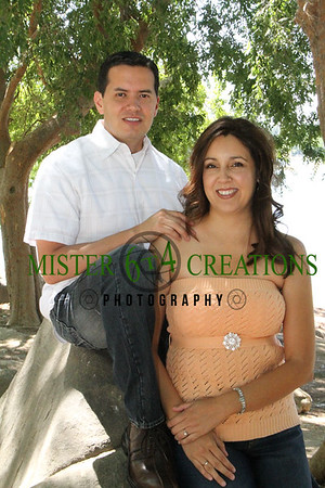 Michelle Chacon & Andrew Moreno