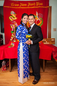 Engagement Day: Bic Ngoc + Tam