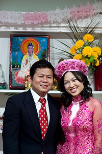 Engagement: Trang + Hok