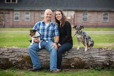 Amanda and Sean Meade Wedding Proofs