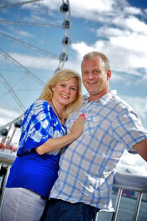 Shari and Stan Hansen's Wedding Proofs