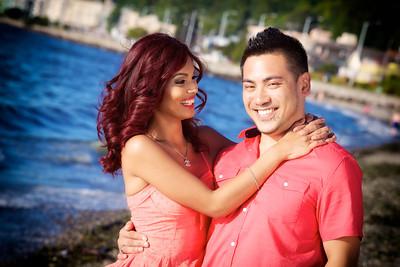 Jamie and Melvin Imadhay Wedding Proofs