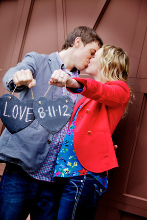 Kendra and Brian Slattery Wedding Proofs