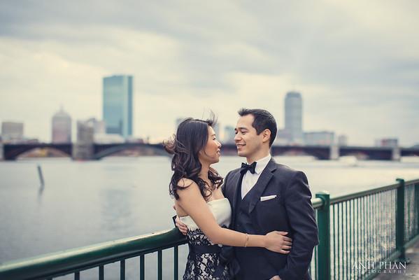 Engagement: Jenny + Jun
