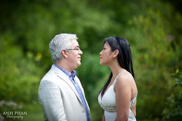 Engagement: Lily + Steven