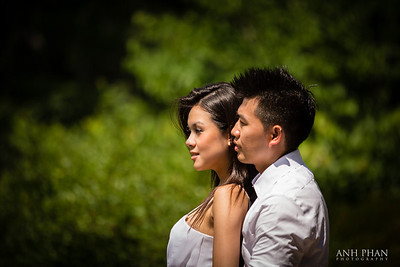 Engagement: Lisa + Nhut