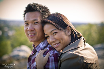 Engagement: My + Xuan