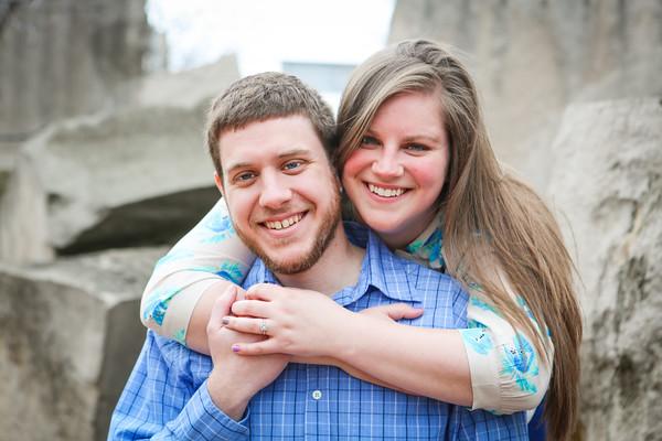 Annie + Ben = Engaged!