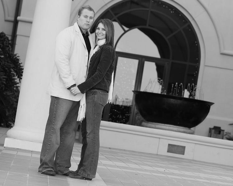 Brittney and Ben 12 02 2006 B 048BW 10x8