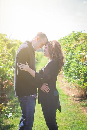 Erin + Casey = Engaged!