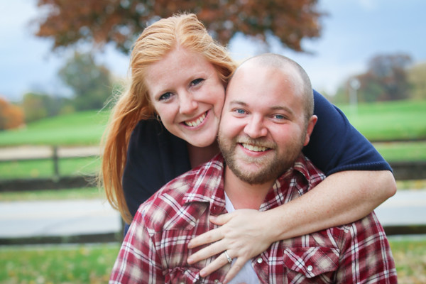 Gretchen & Mikel's Engagement Photos!