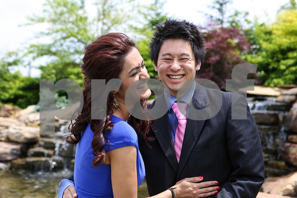 Sush + Daichi = Engaged!