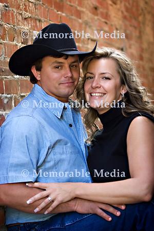 Megan & Tony
