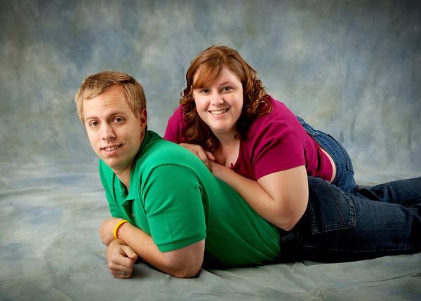 Lori & Travis