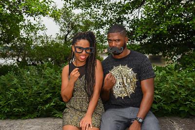 Wayne and Chantay Engagement-15