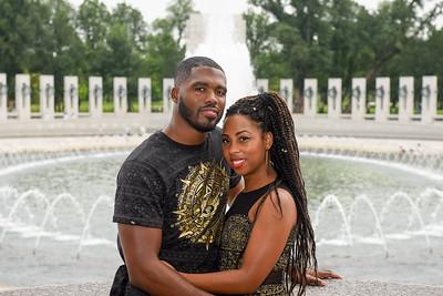 Wayne and Chantay Engagement-43
