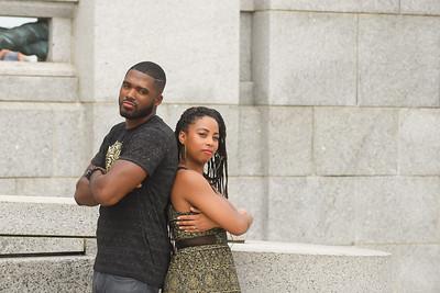Wayne and Chantay Engagement-75