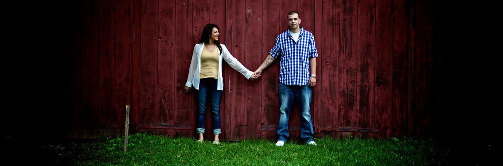 Lauren & Chris Save the Date Shoot 146