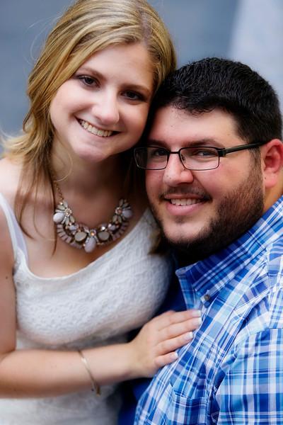 Mat and Melissa 7-28-15
