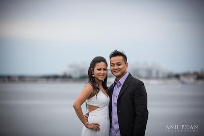 Engagement: Thanh + Tuan