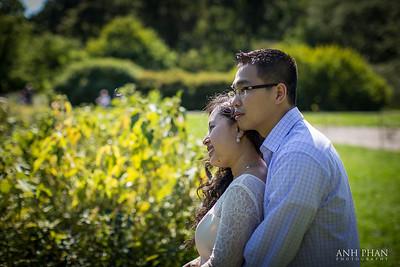 Engagement: Vy + Lan