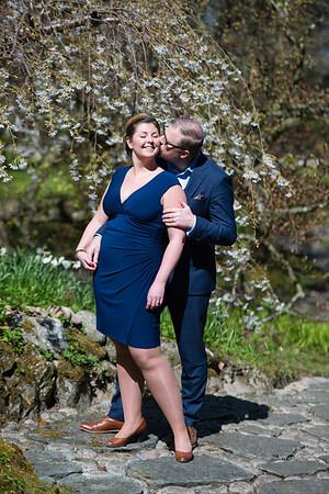 Caroline och Per Norrviken 2 maj 2017