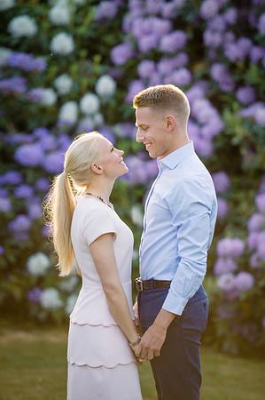 Hilda and Fredrik