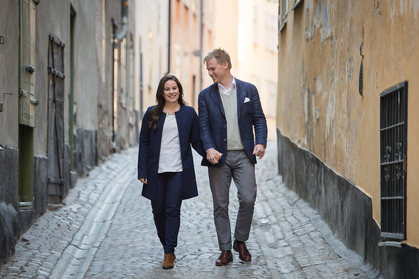 Jennifer and Sebastian Stockholm may 2017
