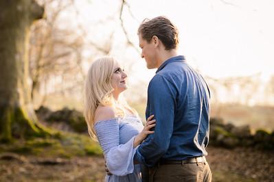 Karolina and Sam test shoot April 2018