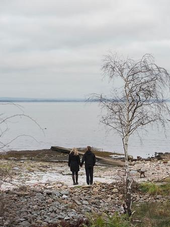 Linn och Johan November 2014