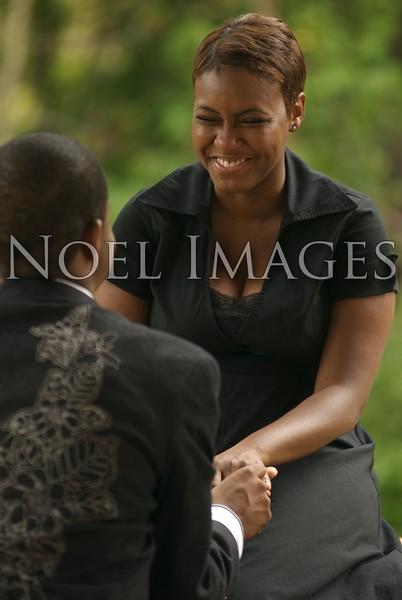 Eboni & Darrell's Engagement Session