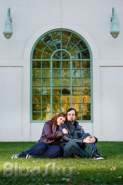 Emily & Rob's Engagement Session