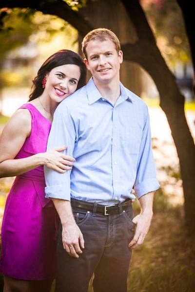 John & Stephanie
