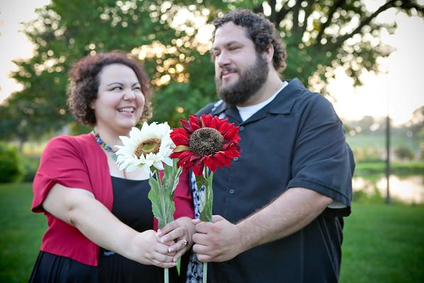 Melissa&Jeff are engaged