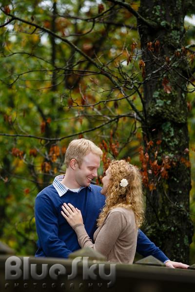 Nicole & Jeremy's Engagement Session