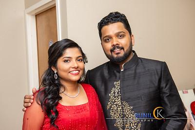 Nikhil & Sharon Eng Reception