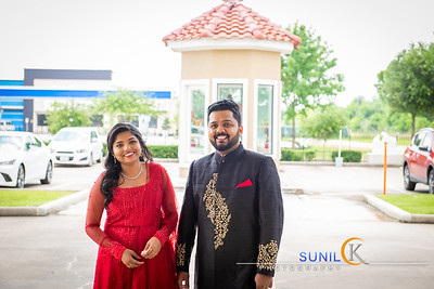 Nikhil & Sharon Engagement