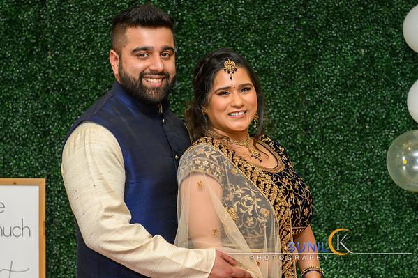 Nirali & Punit Engagement Ceremony