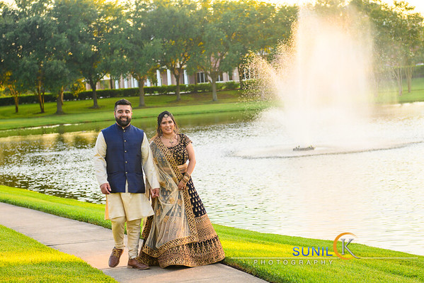 Nirali & Punit Outdoor eSession